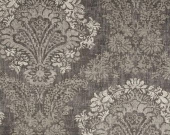 Hamilton Grey - Magnolia Home Fashions - Upholstery Designer Fabric By The Yard
