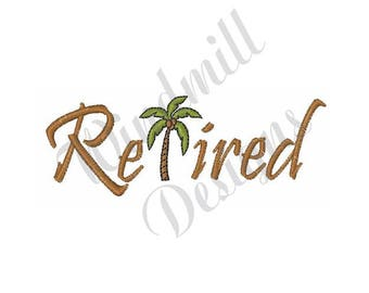 Retired - Machine Embroidery Design