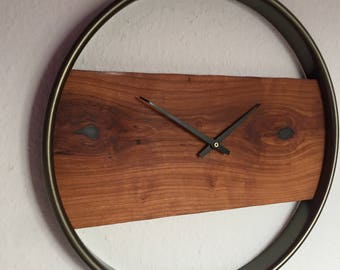 Wall clock Black Forest