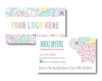 Lularoe business cards | Etsy