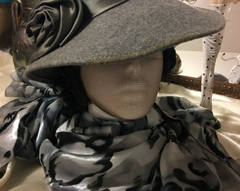 1970's Grey Hat