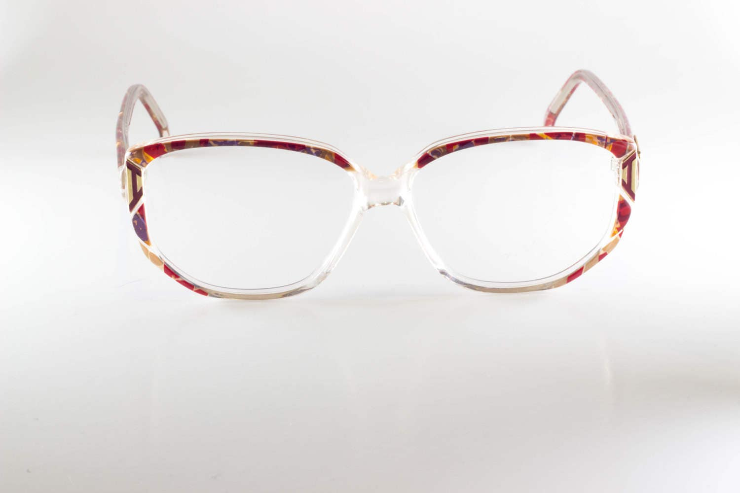 9b89a9e8a3 Gerard Pasquier Glasses Gp66 439 Made In France CE Unisex 55-13-135 Vintage