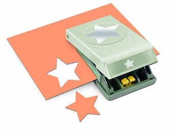 EK Tools - EK Success - Large Star Paper Punch - 2.5 x 2.5 inches