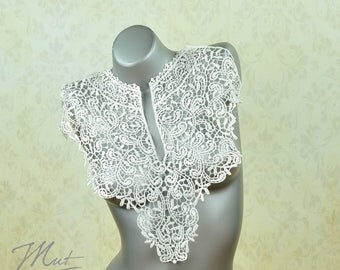 Lace insert - white - Nr 16