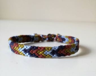 woven bracelet, Friendship Bracelet, festivalstyle, unisex