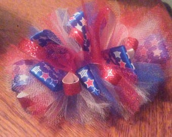 july 4th bow #2