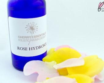 Rose Hydrosol (Rose Water Facial mist)