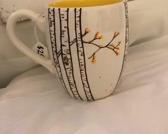 Aspen Tree Mug