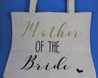 Mother of the Bride OR Groom Tote