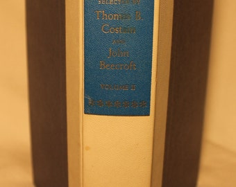 1958  More Stories To Remember Vol. 2 ~Thomas Costain & John Beecroft~ Hardcover~ Doubleday~ First Edition