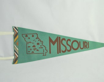 Missouri Pennant-Tribal