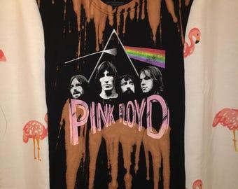 PINK FLOYD Bleached Tank