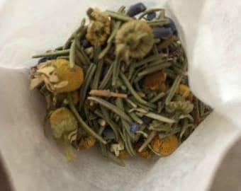 All Natural Herbal Tea Bath Bags