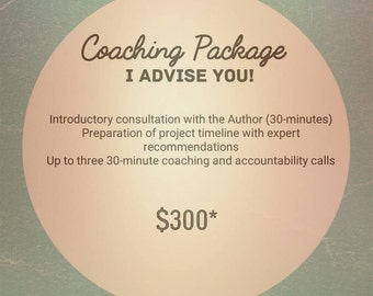 Book Writing Package | Ghostwriting | Consulting | Coaching | Publishing | Coaching | Writing | Project Timeline