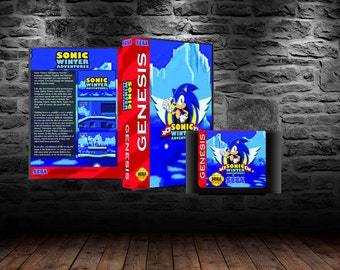 Sonic Winter Adventures - A Cold Front Creeping into Sonic 1 - GEN