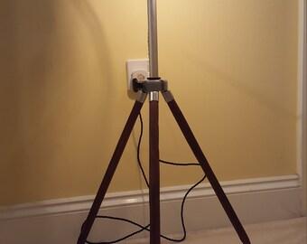 Tripod Floor Lamp Etsy
