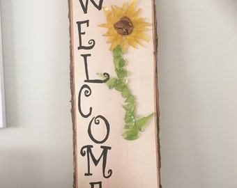 Welcome Sunflower