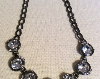 Silpada K&R Reversible Glamour necklace