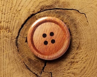"Button Button (1-1/4"" Pinback Button)"
