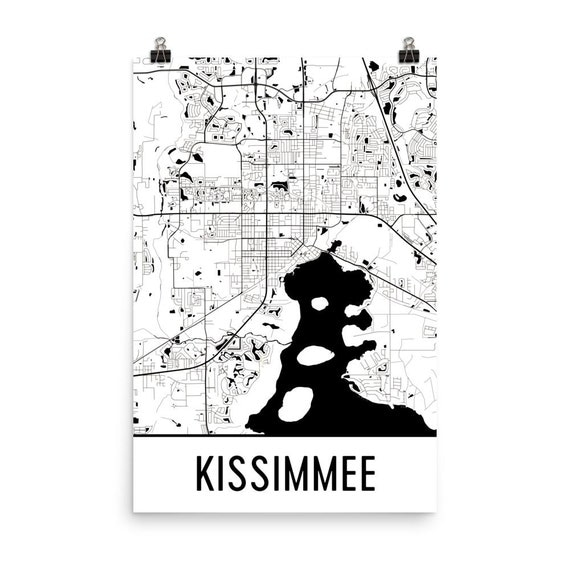 at home decor store kissimmee kissimmee map kissimmee kissimmee print kissimmee fl 11892