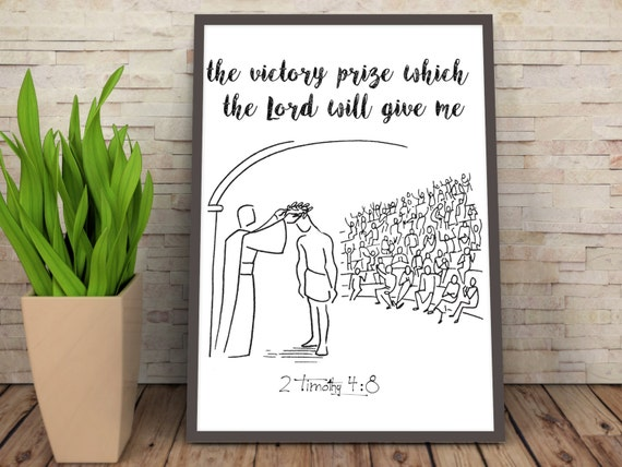 Christian Wall Art, Bible Prints, Christian Quotes, Bible Quote Prints, Dorm Decor, Dorm Art, Faith Print, Calligraphy Quote Printable Verse