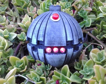 SALE // Thermal Detonator with LED's, Working Button & HD Detailing