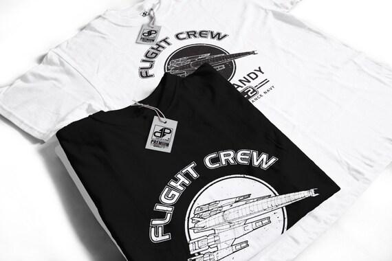 Normandy Flight Crew Mass Effect T-shirt