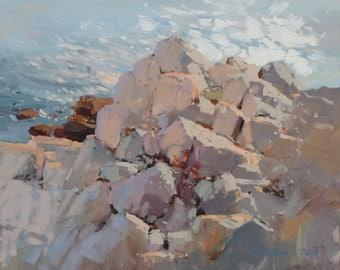 """Painting """"Simeiza Beach"""""""