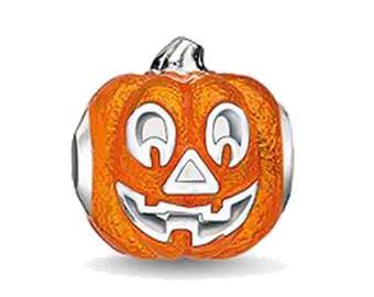Halloween Pumpkin Charm