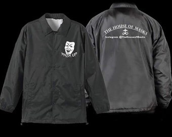 The House of Masks Windbreakers (Small)