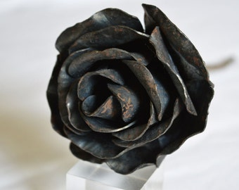 Forged Rose (Made to Order)