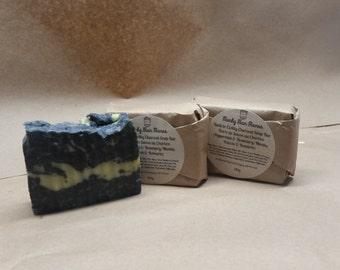Back to Civility Charcoal Soap Bar  110g/Bar