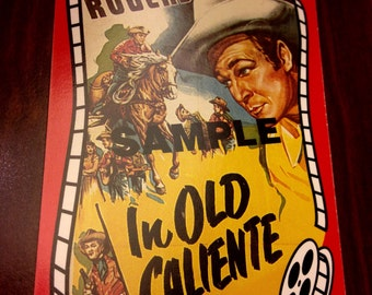Vintage trading cards/Roy Rogers/Gene Autry/Riders of the Silver Screen Series 1/1993/4 cards/Western collectible cards/CLEARANCE