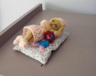 little dreamer to the doll girl