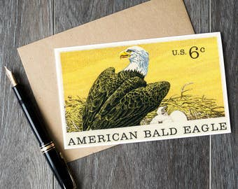 Eagle cards, eagle gifts, American Eagle, bald eagle art, bald eagle art prints, American Bald Eagle, Fourth of July card, Independence Day