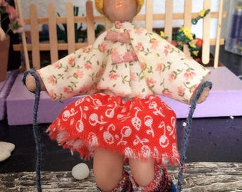 OOAK doll kid doll