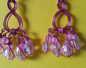 Pinkalicious  Earrings
