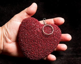 Gift.Gift for Valentins'day.Heart