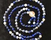 Sodalite, Lapis Lazuli, Q...