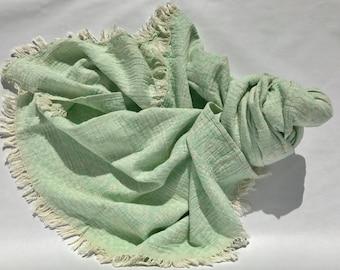 TURKISH TOWEL-Peshtemal, Pestemal, Beach Towel, Bath Towel, Turkish Beach Towel, Turkish Bath Towel,  Hammam Towel, Yoga Towel, Fouta, Towel