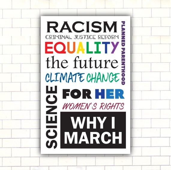 Selective image pertaining to printable signs for women's march