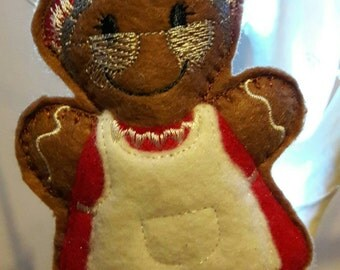 Gingerbread Mrs Claus
