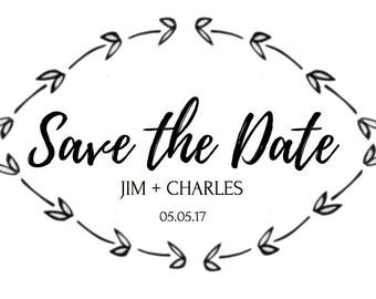 Wedding/Event Custom Cards