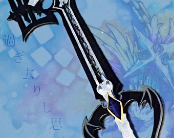 Kingdom Hearts Oblivion Keyblade