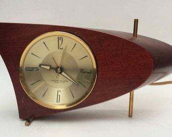 Westclox Boomerang clock