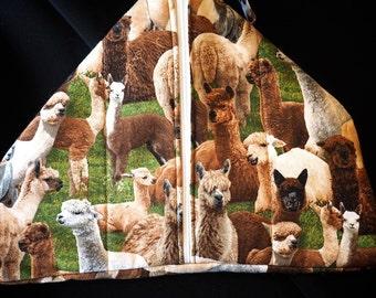 Pyramid Knitting Bag