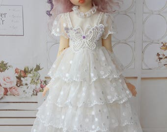 Dress for MSD dolls of Kaye Wiggs