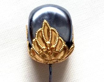 Beautiful Vintage Stick Pin ~ Lapel Pin ~ Vintage Dress Pin ~ Flapper Dress