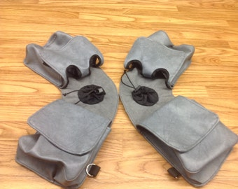 Over The Horn Saddle Bags