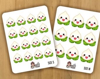 Pachimari mini Sticker Sheet,planner stickers,Overwatch